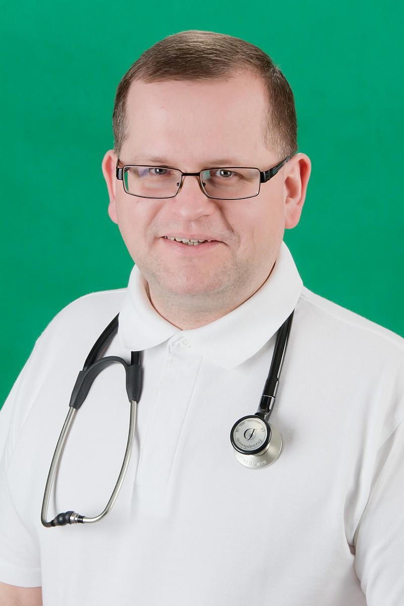Lékaři / MUDr. Petr Kadleček